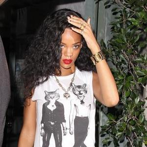 Rihanna: French People Are 'Insane'