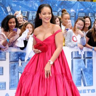Rihanna is loving her 'stress-free romance' with Hassan Jameel