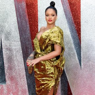 Rihanna hits out at Trump over music