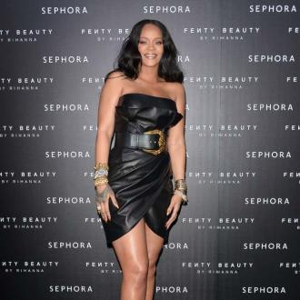 Rihanna's one of Britain's richest musicians