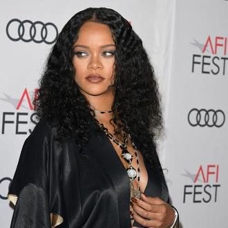 Rihanna's 'expressive' with her hair