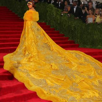 'Oh my god, I'm a clown': Rihanna reveals fears over Met Gala gown