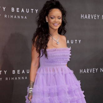 Rihanna's Fenty fashion label is on pause