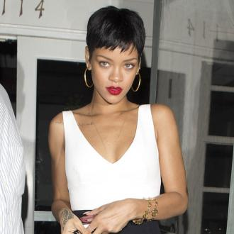 Rihanna And Chris Enjoy Date With Jay Z