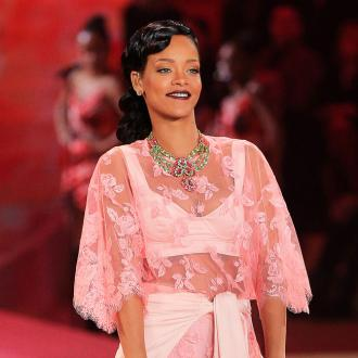Rihanna Holds Plane Party To Celebrate Start Of 777 Tour
