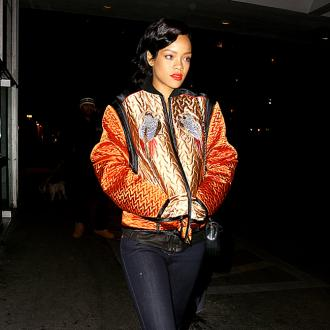 Rihanna Brings 777 Tour To London