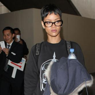 Trespasser Found At Rihanna's Home