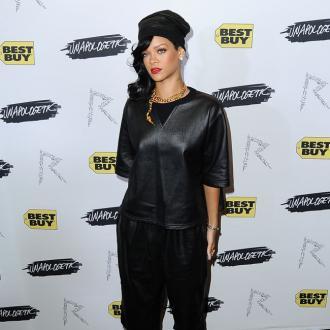 Rihanna's Lfw Show