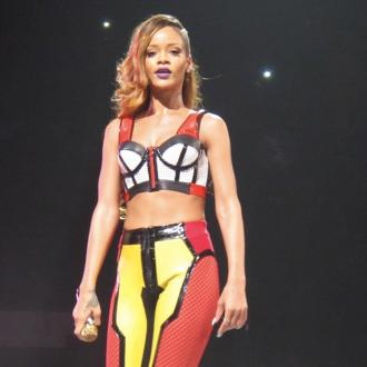 Drugs Found On Rihanna's Tour Bus