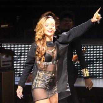 Rihanna Stuns Clubbers At Raunchy Bar