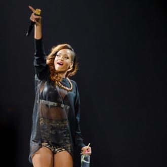 Rihanna Wants Katy Perry To Spank Her