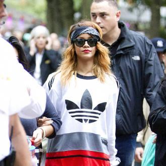 Rihanna Joins Jay-z And Justin Timberlake At Wireless