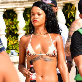 Rihanna And Drake 'Spend The Night Together'