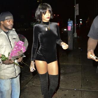 Rihanna Wants Bigger Butt