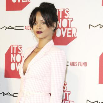 Rihanna Swears Off Musician Boyfriends