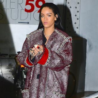 Rihanna Designs For Fendi