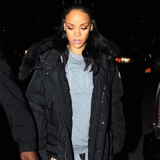 'Boring' Rihanna