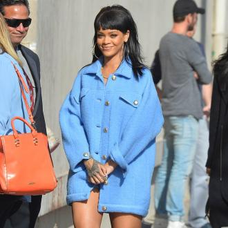 Rihanna's Fishy Pranks