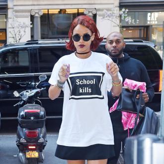 Rihanna Launching Fashion Label
