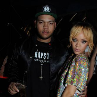 Rihanna Parties With Cara Delevingne