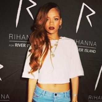 Rihanna For River Island Collection Launches