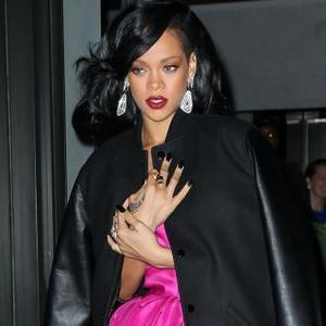 Rihanna's Mum Teases Her About Ashton