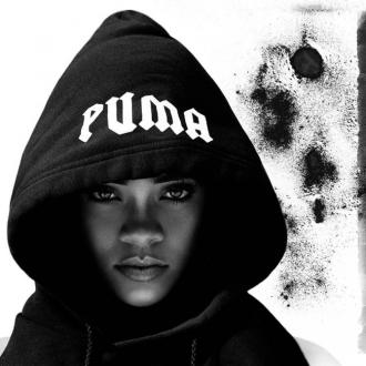 Rihanna has announced her new Fenty x Puma fashion range will be released in two weeks.