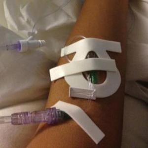 Rihanna Hospitalised With Exhaustion