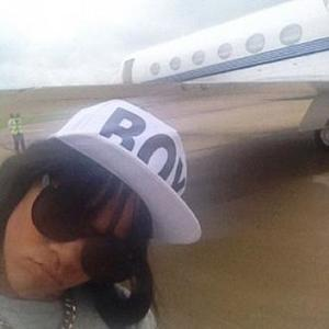 Rihanna Flies Home To Comfort Mother