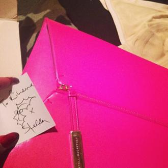 Rihanna Receives Gifts From Designers