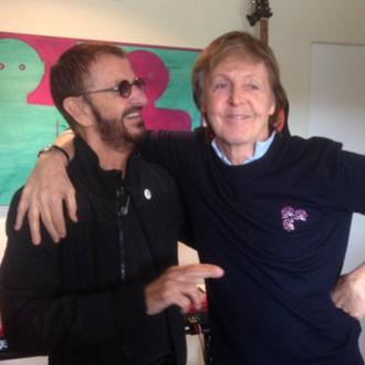 Ringo Starr announces new album on 77th birthday