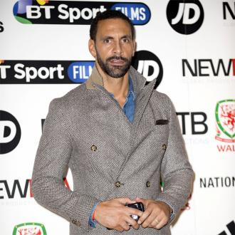 Rio Ferdinand's kids are involved in his relationship with Katie Wright