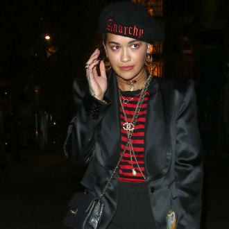 Rita Ora writes secret film script