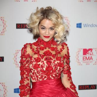 Rita Ora couldn't control nerves around Carrie Fisher