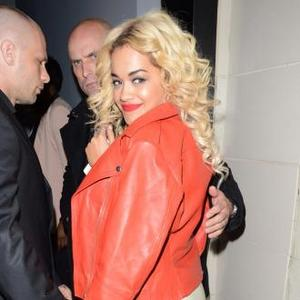 Rita Ora Not Worried About Money