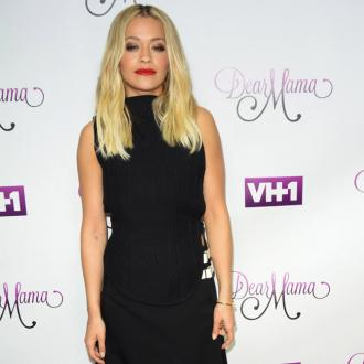 Rita Ora Has Had To Live With Scrutiny
