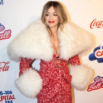 Rita Ora teases Fifty Shades spin-off