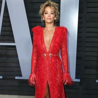 Rita Ora confident in her own skin