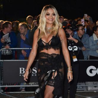 Rita Ora 'In Oliver Twist Movie Talks'