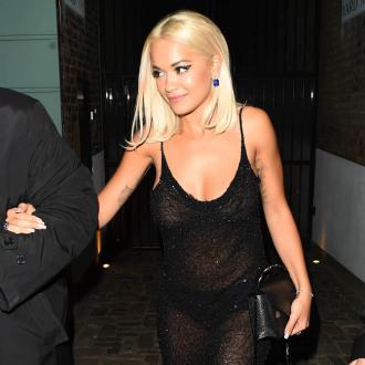 Rita Ora 'falls really hard' in love