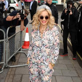 Elegant But Urban Rita Ora