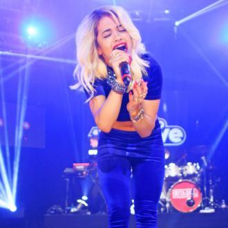 'Mega talented' Rita Ora
