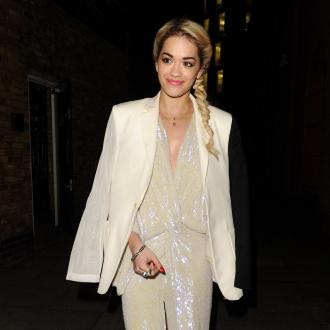 Rita Ora's Robert Pattinson Crush