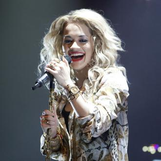 Rita Ora Dating James Arthur?