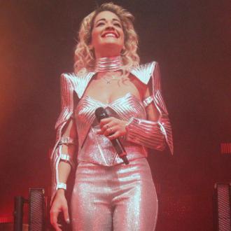 Rita Ora's Brits Nerves