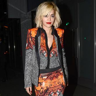 Rita Ora Inspired By Prince
