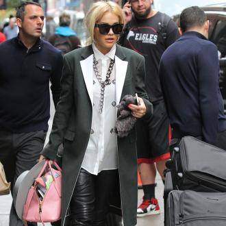 Rita Ora: Things With Calvin Are Going Great