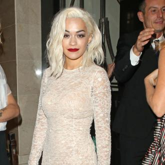Rita Ora Returned To Bar Work