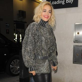 Rita Ora's Mum Is Obsessed With Selfies