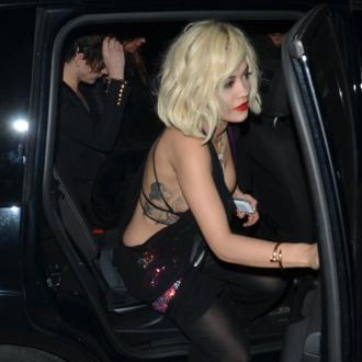 Rita Ora Was Obsessed With Illustration